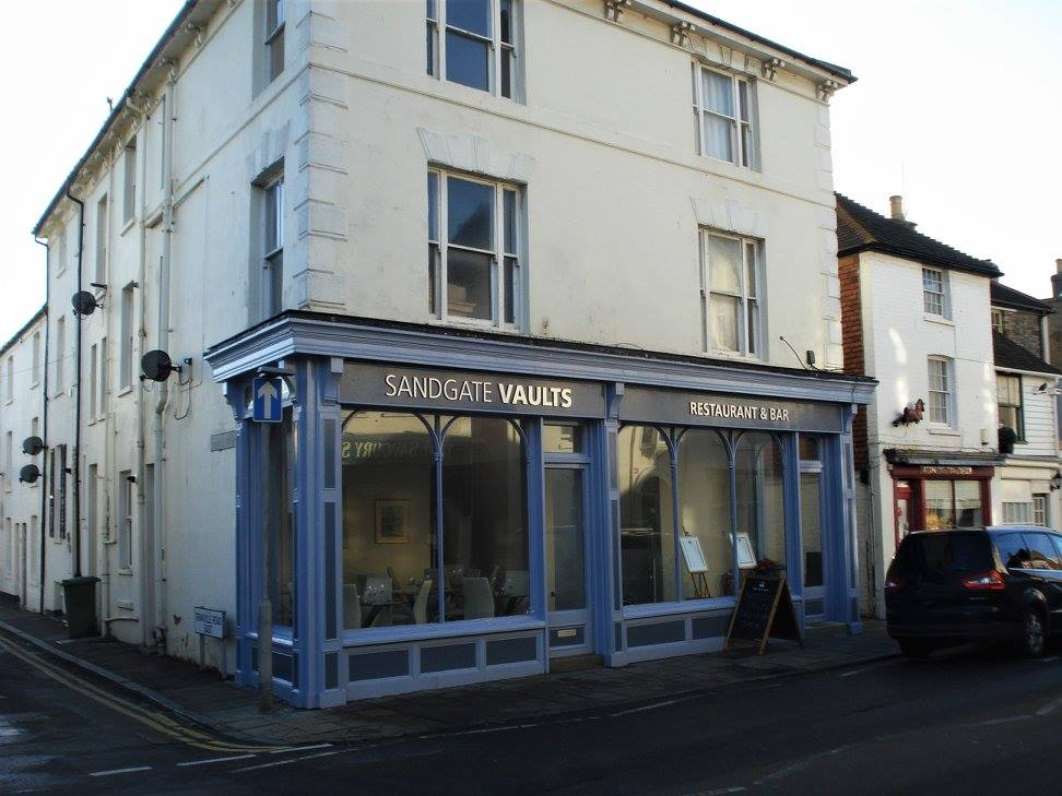 Folkestone Cake Shop